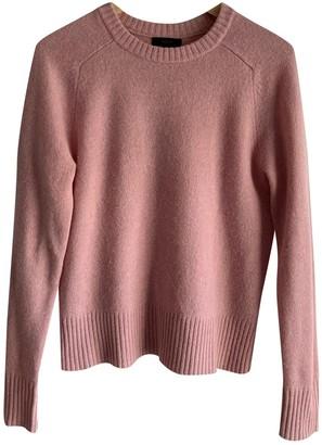 J.Crew Pink Wool Knitwear for Women