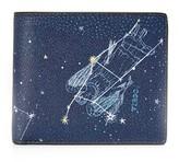 Michael Kors Virgo Leather Astrology Billfold