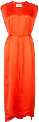 Ports 1961 V-Neck Fluid Dress