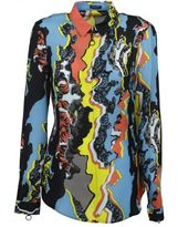 Versace Jagged Baroque Shirt
