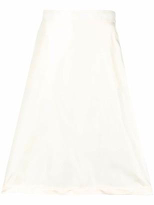 Ports 1961 A-line midi skirt