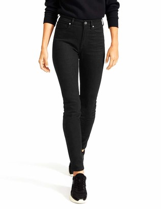 Demon&Hunter 617 Series Women's Jeans for Women High Waisted Stretchable Slim Ladies Trousers Black Jeans Pant Plus Size 6101-32