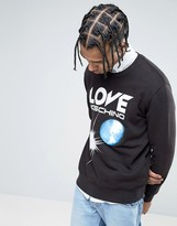 Love Moschino Space Logo Sweater