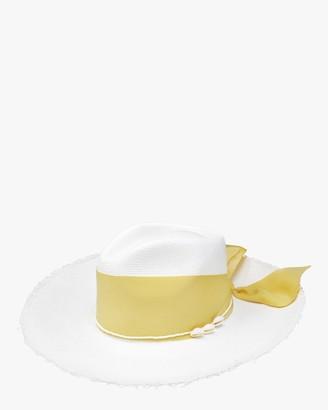 Sensi Aguacate Long-Brim Panama Hat