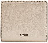 Fossil Emma RFID Leather Bifold Mini Wallet