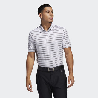 adidas Ultimate365 Pencil Stripe Polo Shirt