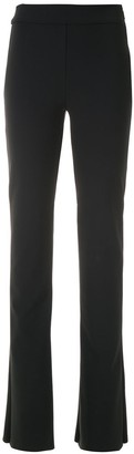 Gloria Coelho Straight Trousers