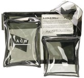 A-Cold-Wall* A Cold Wall* multi-pocket holster bag