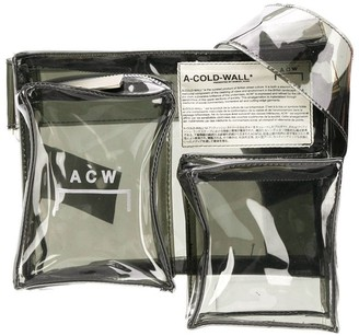 A-Cold-Wall* Multi-Pocket Holster Bag