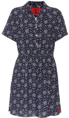 Calvin Klein Jeans Floral-printed dress