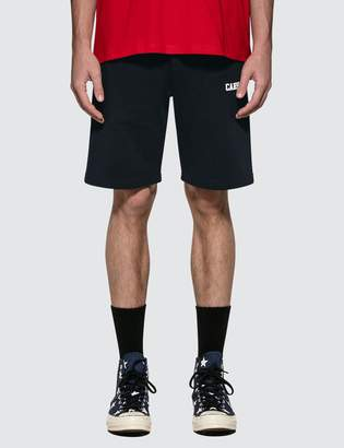 Carhartt Work In Progress College Sweat Shorts