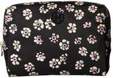 Tory Burch Printed Nylon Large Brigitte Cosmetic Case Cosmetic Case