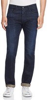 3x1 Slim Straight Fit Jeans in Baxter