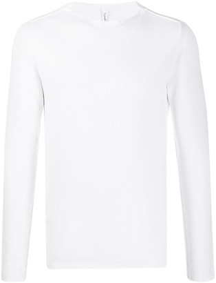 Transit Knitted Long Sleeve Top