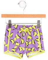 Moschino Girls' Candy Print Knit Shorts w/ Tags