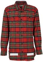 Off-White All-over Check Shirt