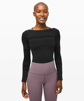 Lululemon Gleam and Glow Bodysuit *Online Only