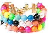 Venessa Arizaga Women's Candy Queen Imitation Pearl Bracelet