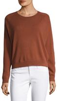 Vince Cashmere Raglan Ribbed Sweater