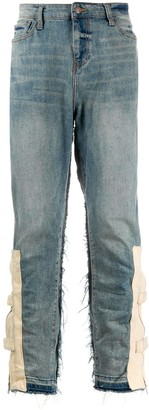 Val Kristopher Zipped Pocket Jeans