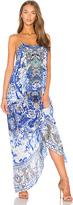 Camilla Low Back Layered Dress