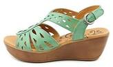 Bare Traps Baretraps Women's Dallas Platform Wedge Sandals.