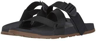 Chaco Lowdown Slide (Black) Men's Shoes