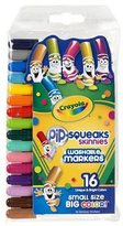 Crayola 16ct Pip-Squeak Washable Markers