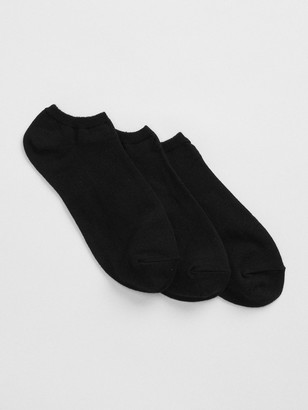 Gap Basic Ankle Socks (3-Pack)