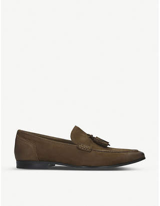 Aldo Mireadien tasselled leather loafer