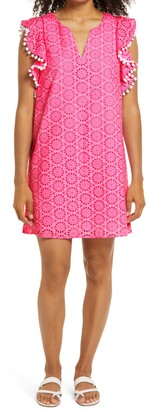 Lilly Pulitzer Astara Eyelet Shift Dress