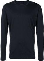 Z Zegna crew neck sweatshirt - men - Cotton - S
