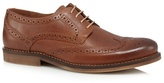 J By Jasper Conran Tan Leather Lace Up Brogues