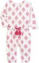 Jessica Simpson Pattern Romper (Baby Girls)