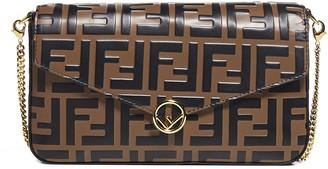 Fendi FF Motif Mini Bag