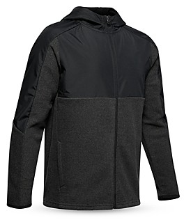 Under Armour Boys' ColdGear Infrared Zip Hoodie - Big Kid