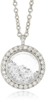 Moritz Glik Diamond Kaleidoscope Shaker Necklace