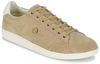 Faguo HOSTA men's Shoes (Trainers) in Beige