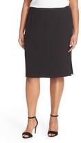 Vince Camuto Pencil Skirt (Plus Size)