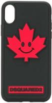 Dsquared2 Canadiana iPhone X case