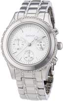 DKNY Women's NY8706 Stainless-Steel Analog Quartz Watch with Dial