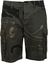 Valentino ID Camouflage Shorts