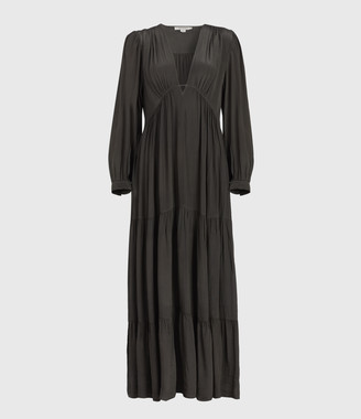 AllSaints Lea Maxi Dress
