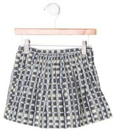 Bonpoint Girls' Patterned Skirt