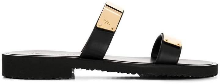 Giuseppe Zanotti Design Zak sandals