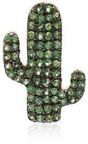Ileana Makri tsavorite cactus pendant necklace