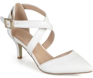 Journee Collection Women's Riva Pumps Women's Shoes