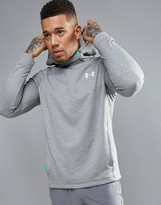 Under Armour Training Tech Terry Overhead Hoodie In Grey 1295919-025