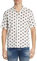 Diesel Cat Short Sleeve Shirt