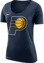Nike Women's Indiana Pacers NBA Dry Logo T-Shirt